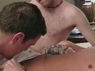 Gay pump action for these hot dicks