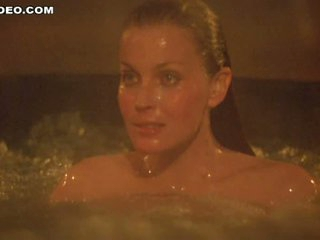 Delicious Bo Derek Swimming Naked and Having Sex in a Bathtub