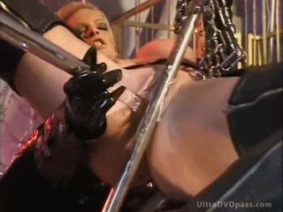 Kinky Goth Sluts Get Anal Fucked and Creampied in a Sadomasochism Threesome