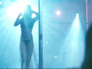 Stunning Latina Girl Elizabeth Cervantes Performs a Sexy Striptease