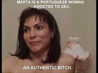MARTA -The Private Life of a Portuguese Woman.