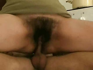 Soaked hairy aunt with nephew - Rayra - xHamster.com