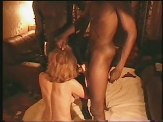 french wife with 2 bbc