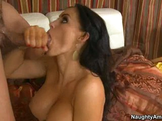 Jenna Presley let a hot sperm release in her mouth