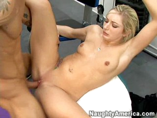 Kylie Reese gets spread open in anticipation of an astonishing fuck