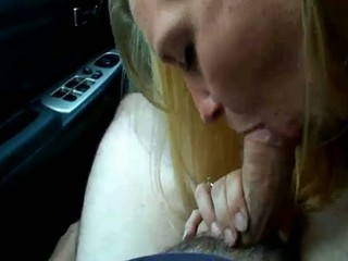 BLONDIE EX GIVES THE Most good BLOWJOB EVER!!!!!!!! THE Most good