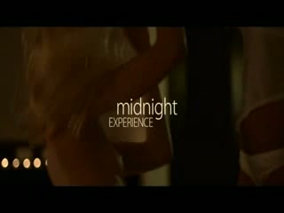 Midnight experience with breasty model
