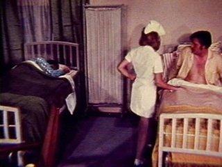 Night nurse sucks the fever out