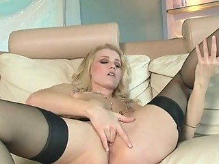 Pleasing Wench Carli Banks Is Loving This Chabr Wild Fingers Tickling Her Nice Slice