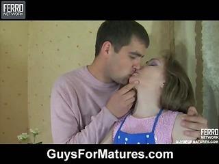 Leila&Lucas red hot mature video