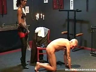 A gentle mistress