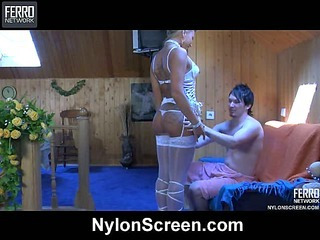 Cornelia&Rolf nasty nylon movie