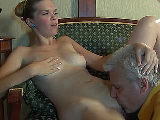 Cecilia&Caspar daddy and youthful lady
