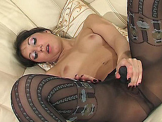 Nell A in nasty hose episode