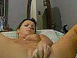 horny mom in a good veggie fuck