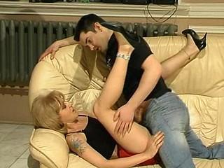 Esther&Adam nasty aged movie