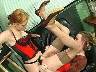Ninette&Tobias dong domination movie