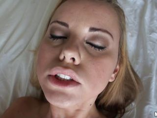 gorgeous blonde jessie rogers getting fucked in the ass