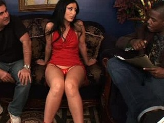 Luscious Lopez has decided, grudgingly, to attend a session with a renowned sex therapist, if solely to prove to her sad sack spouse one time and for all that their marriage is on a one-way trip to ye olde recycle bin. Much to her surprise, the gracious j