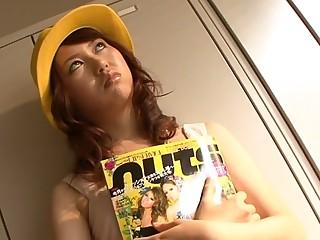 Hottest Japanese model Naho Kojima in Fabulous JAV uncensored Teen scene