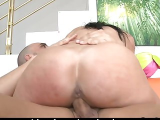 Breasty Latin Babe Whore fucking hard in a Punisher XXX Parody