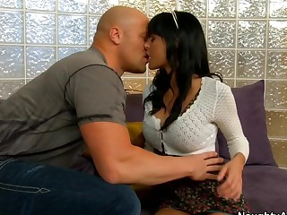 Gia DiMarco & Christian in Neighbor Affair
