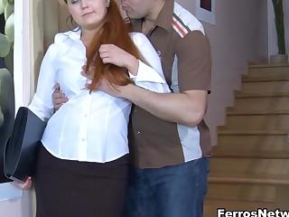 PantyhoseTales Movie: Megan and Jack E