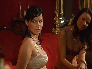 Two marvelous ladies