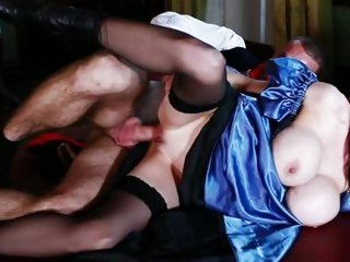 Horny fuck slut loves getting fucked from behind